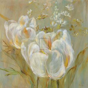Haiku Of The Tulip I by Carson