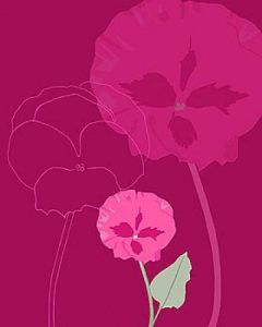 Scented Silhouette II by Kate Knight