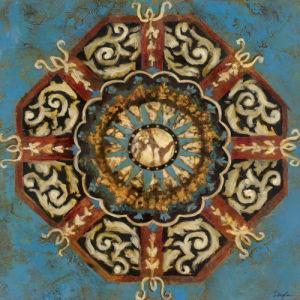 Blue Crest I by John Douglas