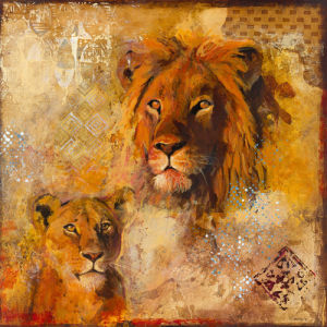 Wild Kingdom II by Georgie