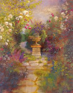 Garden Urn by Longo
