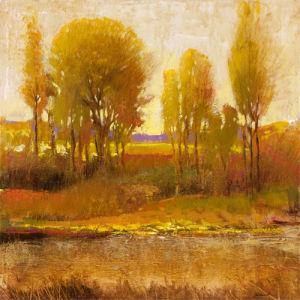 Golden Light I by Patrick