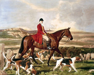 Sir Thomas Robins Bolitho on Barum by Sir Alfred Munnings