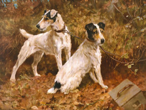 Ready for Anything by Arthur Wardle