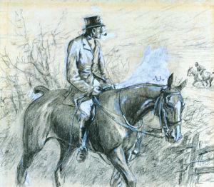 Tally-Ho Back by Charles Payne (Snaffles)
