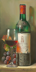 Chateau Latour by Raymond Campbell