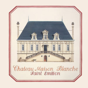 Chateau Maison Blanche by Andras Kaldor