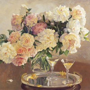 Cocktail Of Roses by Valeriy Chuikov