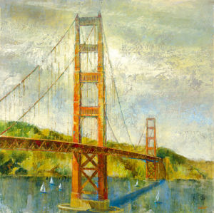 Golden Gate by Longo