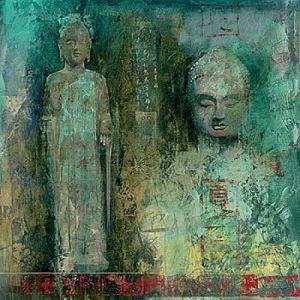Meditation Gesture II by Santiago