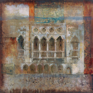 Pieces Of Tuscany III by John Douglas