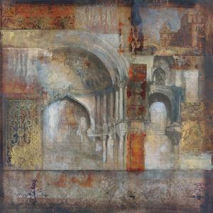 Pieces Of Tuscany IV by John Douglas