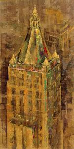 City Ornate III by Longo