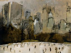 Winter In Manhattan by Georgie