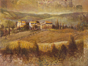 Chianti Land I by Patrick