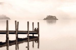 Timber Jetty by John Harper