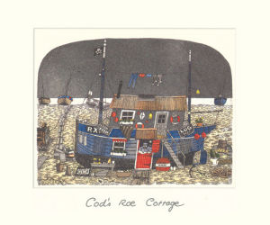 Cod's Roe Cottage by Chad Coleman