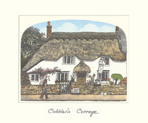Cobbler's Cottage by Chad Coleman