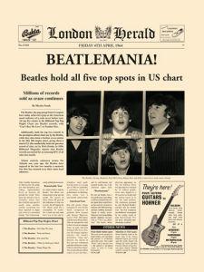 Beatlemania! by London Herald