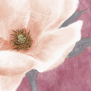Grandiflora VII by Linda Wood