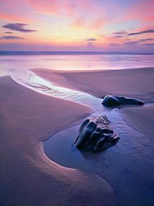 Sandy Mouth by Joe Cornish