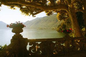Lakeside Romance II by Tony Koukos