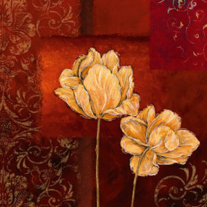 Tapestry II by Linda Wood
