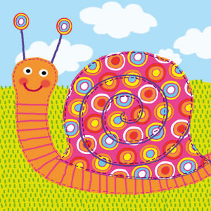Sita The Snail by Jessie Eckel