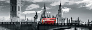 London Bus VI by Jurek Nems