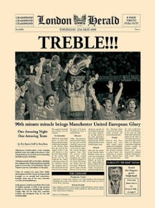 The Treble by London Herald