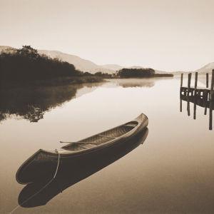 Lake Shore I by Malcolm Sanders