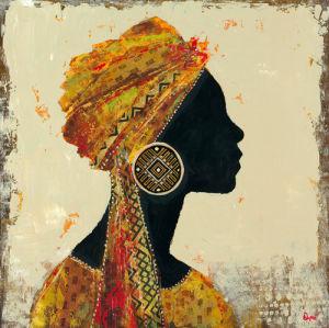 Sadwana I by Karen Dupré