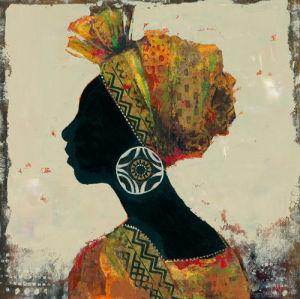 Sadwana II by Karen Dupré
