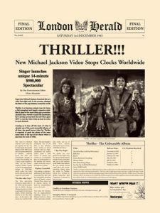 Thriller by London Herald