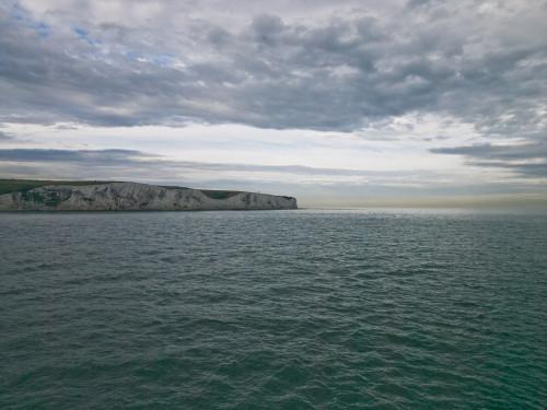 Dover cliffs, UK by Assaf Frank