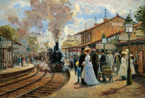 Sentimental Journey by Alan Maley