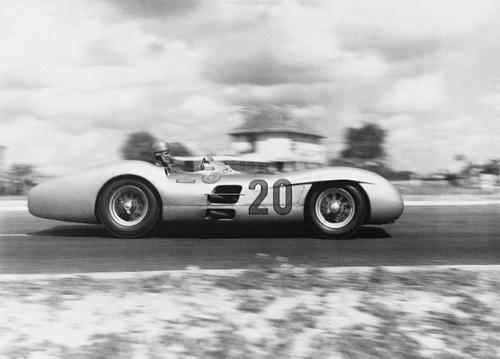 Grand Prix de L'A.C.F. at Reims, 1954 by Alan Smith