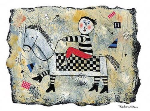 My Pretty Pony by Barbara Olsen