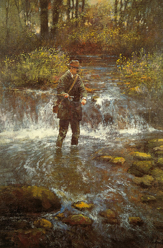 That Elusive Trout by Clive Madgwick