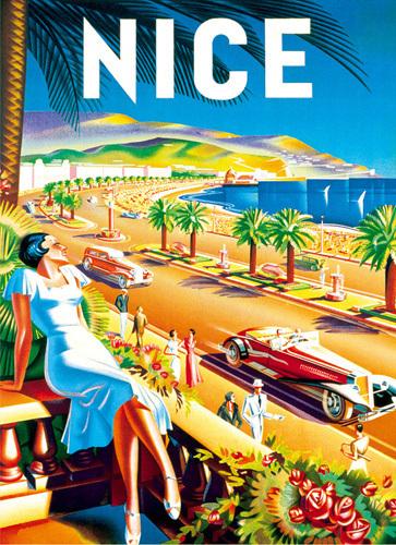 Nice by E.H. de Hey