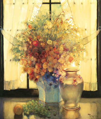 Summer Rays by Fernand Toussaint
