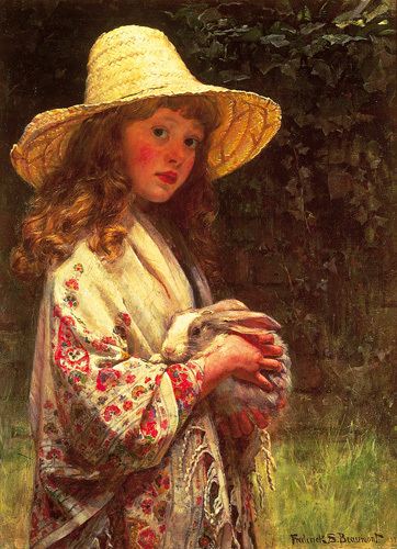 Her Favourite by Frederick Beaumont