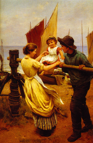 Fisherman's Friend by George Hillyard Swinstead
