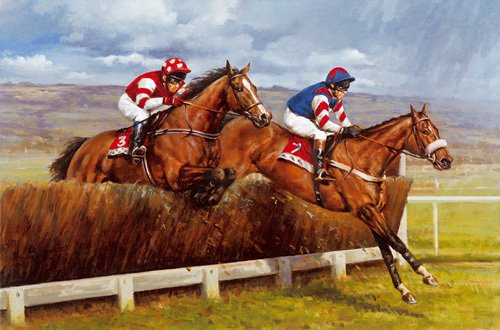 Cheltenham by Graham Isom