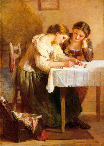 Love Letter by Henry Lejeune