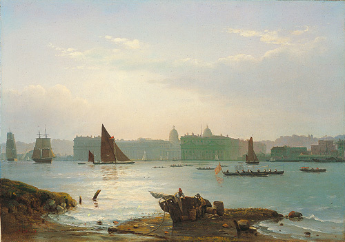 Greenwich by Francis Danby