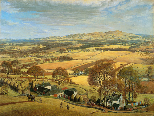 Autumn, Kinnordy by James McIntosh Patrick