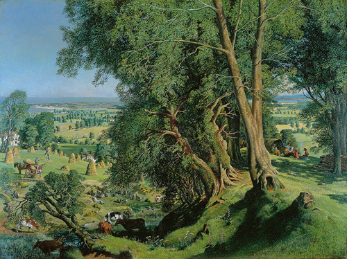 Midsummer - East Fife by James McIntosh Patrick