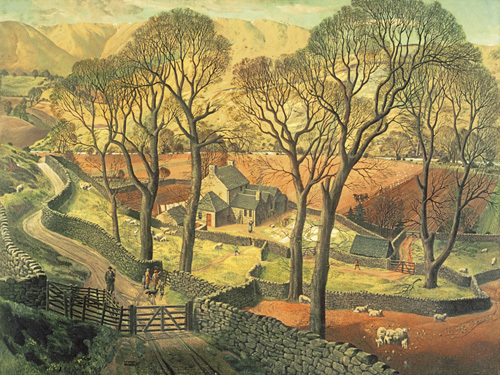 Springtime In Eskdale by James McIntosh Patrick