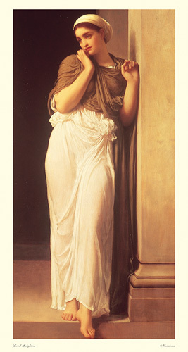 Nausicaa by Lord Frederic Leighton